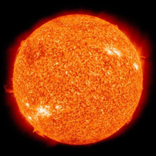 NASA,Солнце, Куда делись пятна на Солнце?