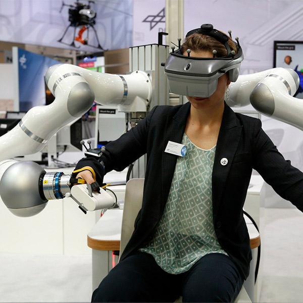 роботы, работа, производительность труда, Люди будут получать приказы от роботов — и им это понравится