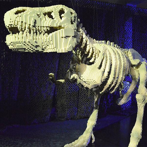 LEGO,Art,Искусство, Открылась выставка огромных скульптур из Lego