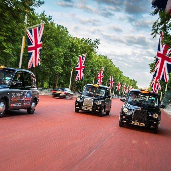 Великобритания, автомобиль, авто, автомобили, Китайцы спасли символ Лондона