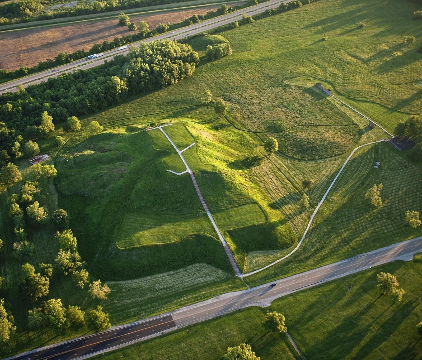 США, история, археология, Могло ли наводнение погубить древний город коренных американцев?