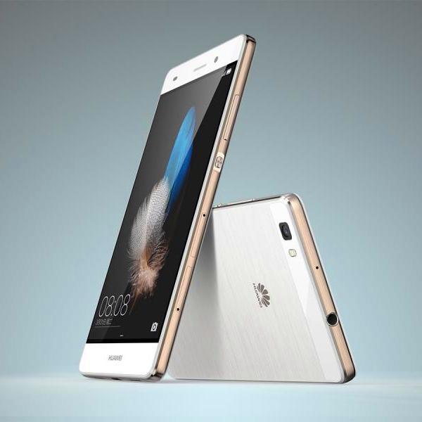 Huawei, Android, смартфон, Новый флагман от Huawei – смартфон P8