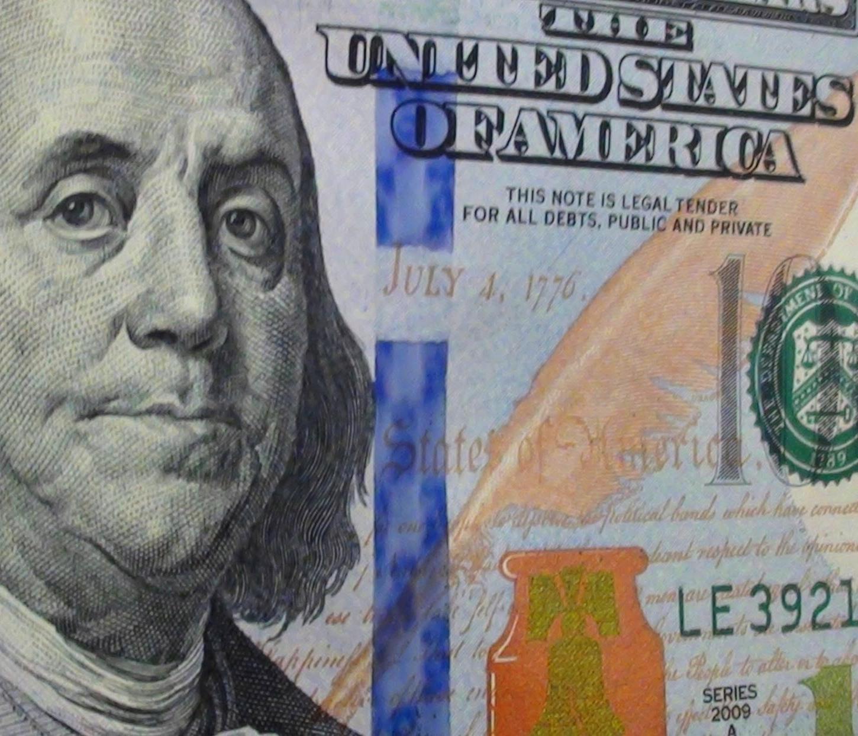 США, Федеральная резервная система, банки, доллар, Как отличить оригинальную банкноту от подделки?
