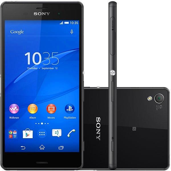 Sony, Sony Xperia, Android, смартфон, Обзор Sony Xperia Z3+