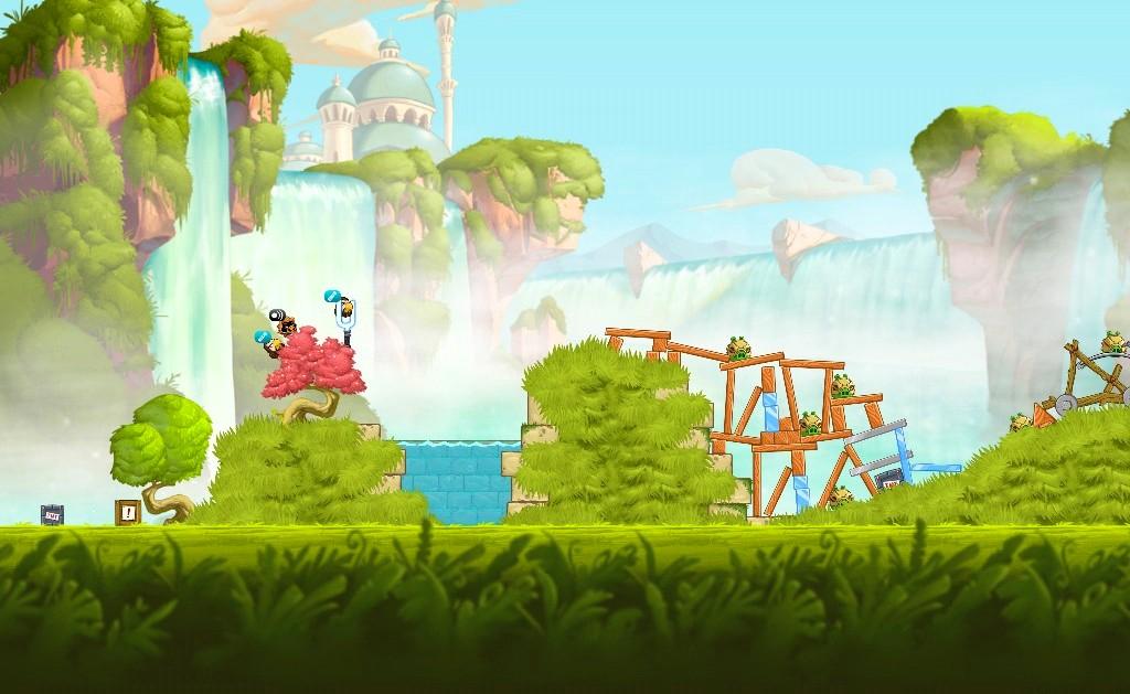 Обзор Angry Birds 2: таймкиллеры бессмертны