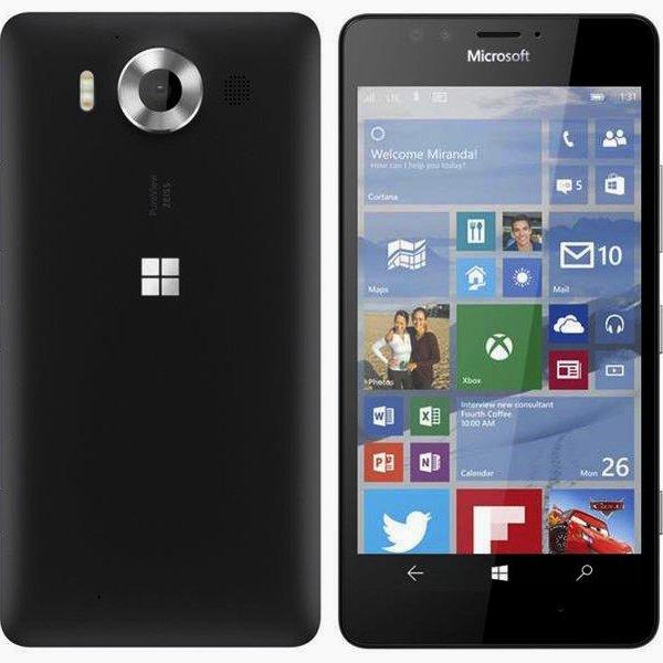 Microsoft, Windows Phone, Windows 10, Lumia, USB, смартфон, планшет, Lumia 950 и 950 XL: стала известна стоимость флагманских смартфонов «Майкрософт»