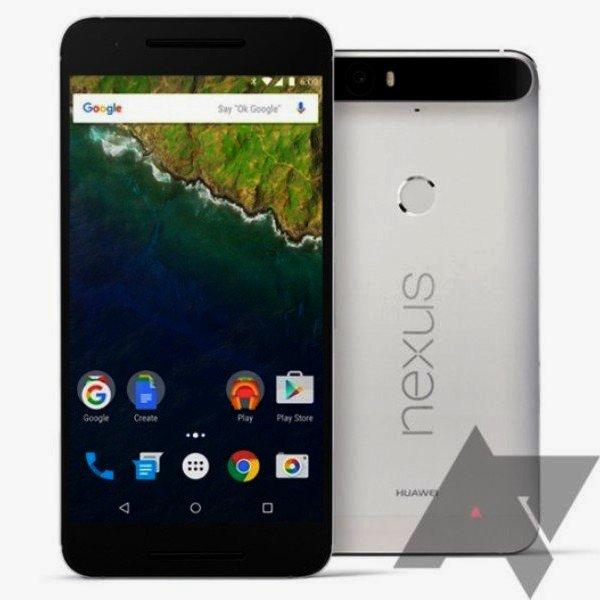 Android, смартфон, Huawei, LG, Google, В сеть попали изображения неанонсированного Huawei Nexus 6P