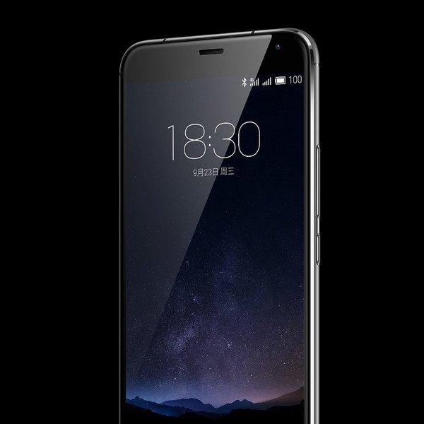 Meizu, Android, смартфон, Meizu представила смартфон Pro 5