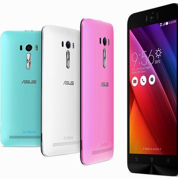 Asus,ZenFone,Android,смартфон, Женское счастье: обзор ASUS ZenFone Selfie