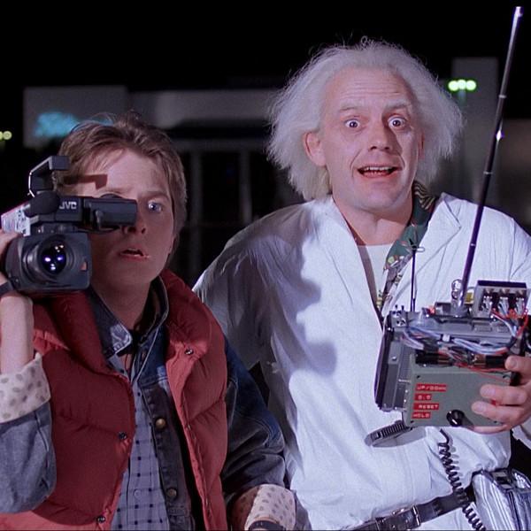 Назад в будущее, Back to the Future, кинематограф, кино, «Назад в будущее»: мечты и реальность