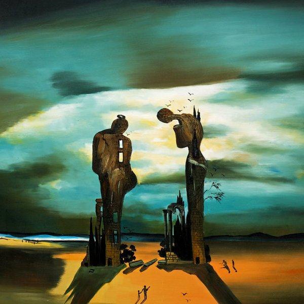 История, культура, идея, концепт, общество, искусство, Oculus Rift - Dreams of Dali: виртуальная реальность позволяет по-новому взглянуть на картины Сальвадора Дали