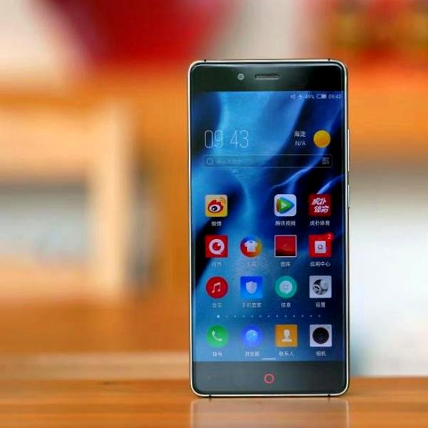 ZTE, Google, Android, смартфон, ZTE Nubia Z11: рождение «китайского дракона»?