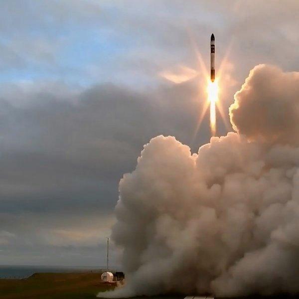 космос,планета,авиация, В Новой Зеландии впервые запустили ракету в космос