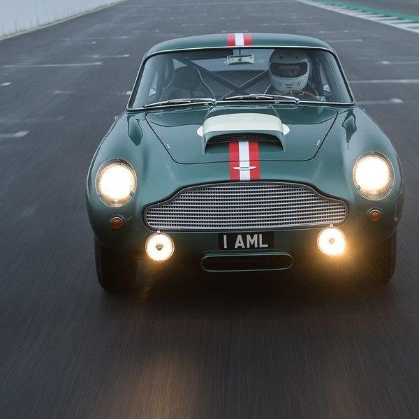 Великобритания,автомобили, Aston Martin возродит автомобиль 1958 года