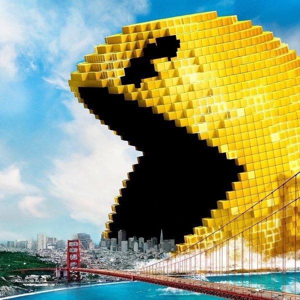 океан, Pac-Man съест пластиковый мусор с поверхности океанов