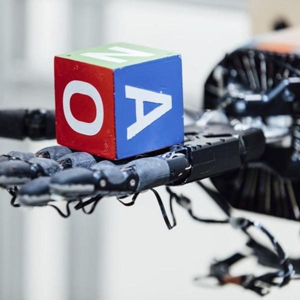 робот, Нейросеть научила Терминатора ловкости рук