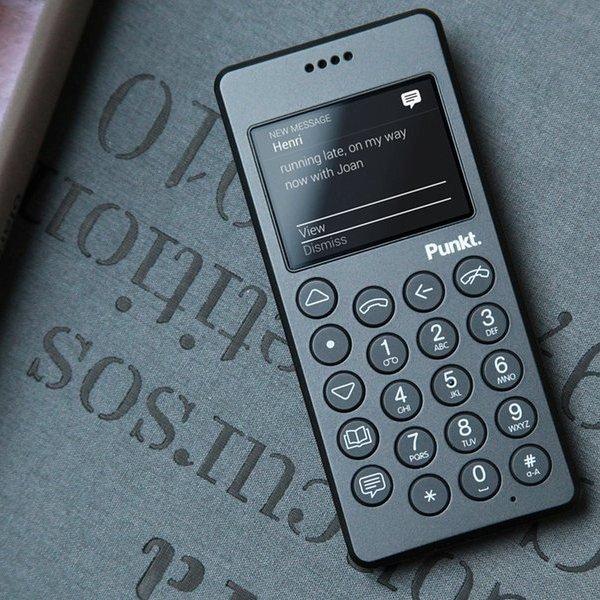 смартфон, Интерес к кнопочным телефонам резко вырос