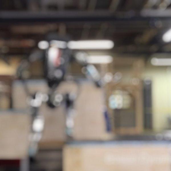 робот, Человечество обречено. Boston Dynamics показала новое видео с роботом Atlas