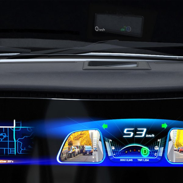 автомобили, Революционная система Panasonic не даёт водителю уснуть за рулем